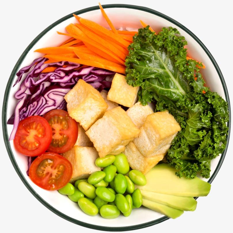 Poke vegetal
