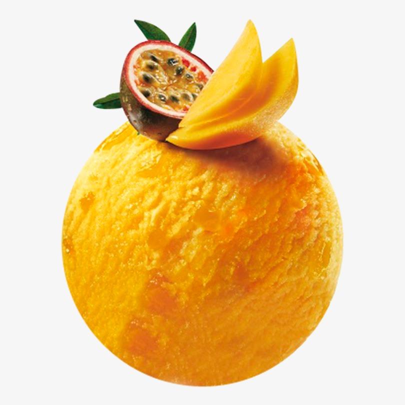 Sorbete Mövenpick Mango